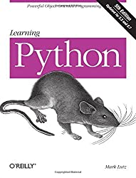 Learning Python, 5th Edition by Mark Lutz (2013-07-06)