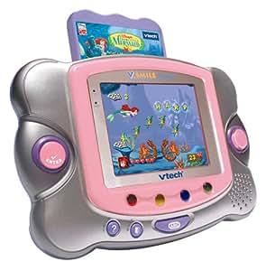 V smile pocket pink toys games - Console vtech vsmile pocket ...