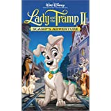 Lady and The Tramp II - Scamp's Adventure [VHS]