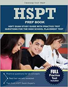 photo about Hspt Practice Test Printable identified as HSPT Prep Reserve: HSPT Test Research Expert with Prepare Examine
