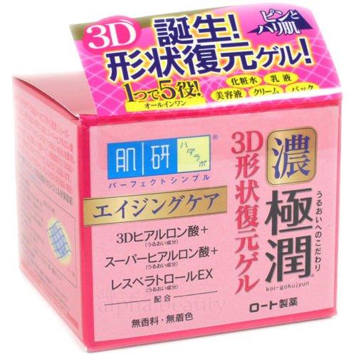 Hadalabo Japan Goku Jyun 3d Anti-ageing Moisturizing Gel (100g/3.3 Fl.oz)