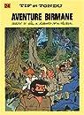Tif et Tondu, tome 24 : Aventure birmane par Tillieux