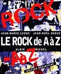 Le rock de Aà Z par Jean-Marie Leduc