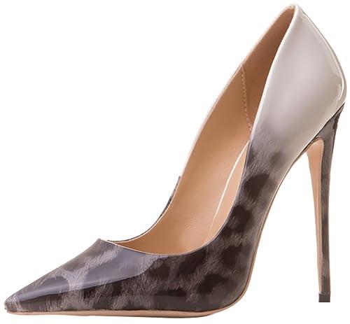 De Zapatos Sintético Aaaaj Mujer Ponerse Arraysa 12cm Tacón Aguja 1cFgOw4n