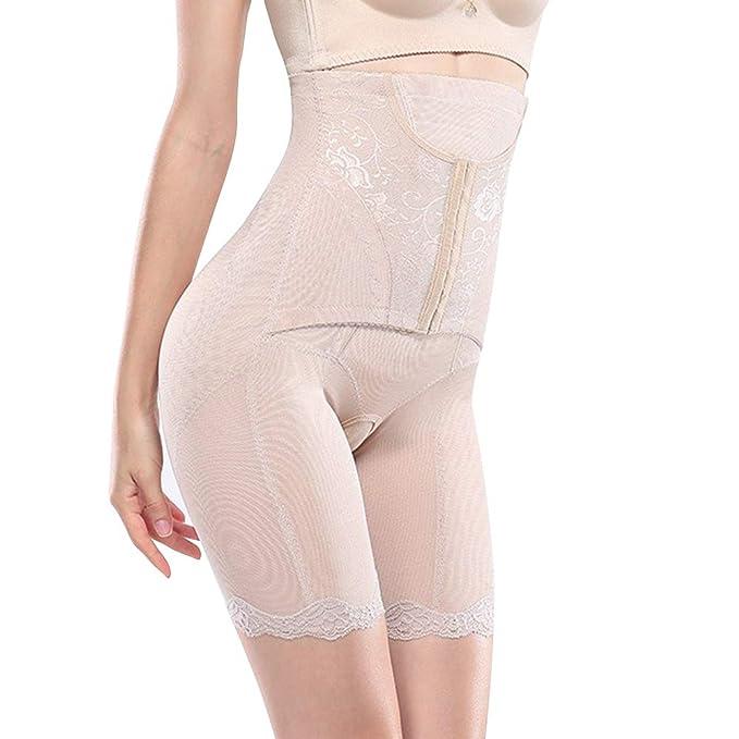 429ecfd2ee Women Shapewear Hi-Waist Seamless Butt Lifter Tummy Control Body Shaper  Thigh Slimmer Waist Trainer