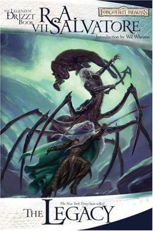 The Legacy (Forgotten Realms: The Legend of Drizzt, Book VII)