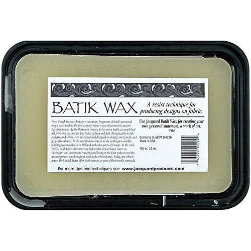 Jacquard Products 1-Pound Batik Wax by Jacquard