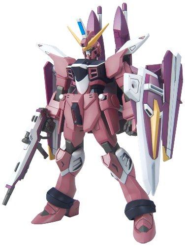 Justice Gundam Model - Bandai Hobby HG R14 ZGMF-X09A Justice Gundam Model Kit (1/144-Scale)