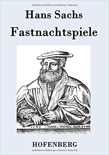 Fastnachtspiele (German Edition)