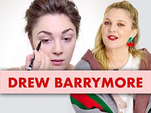 Drew Barrymore Fact Checks Beauty Tutorials -