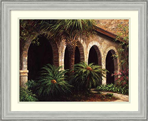 (Framed Wall Art Print | Home Wall Decor Art Prints | Sago Arches by Art Fronckowiak | Casual Decor)