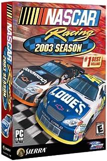 Amazon com: NASCAR Racing 2003 Season - PC: Video Games