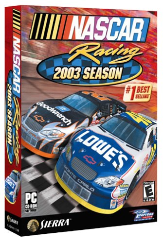 - NASCAR Racing 2003 Season - PC