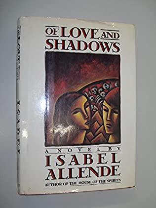 book cover of Of Love and Shadows