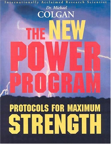 New Power Program Protocols Strength product image