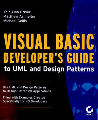 Visual Basic Developer's Guide to Uml and Design Patterns ebook