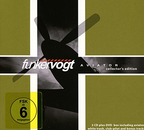 Funker Vogt - Aviator - (REPO 040) - COLLECTORS EDITION - 2CD - FLAC - 2018 - WRE Download