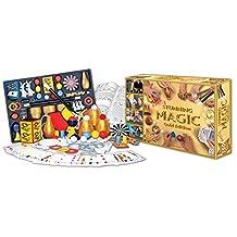 Hanky Panky Really Stunning Magic Gold Edition with 150 Magic Tricks