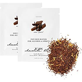 Teroforma 1PT Infusion Blends – Spirit & Alcohol Flavor Infuser Packets for Home Infusion, Chocolate
