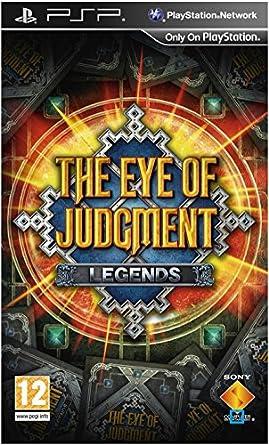 Amazon.com: Eye of Judgement: Legends (PSP): Video Games