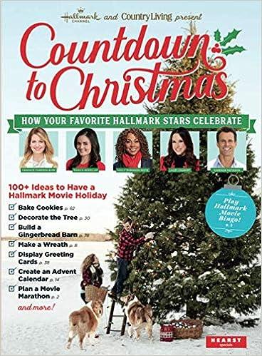Hallmark Countdown To Christmas Calendar 2020 Hallmark Channel and Country Living Countdown to Christmas.: How