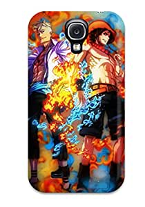 New Shockproof Protection Case Cover For Galaxy S4/ One Piece Desktop Backgrounds Case Cover