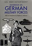 img - for Handbook on German Military Forces book / textbook / text book
