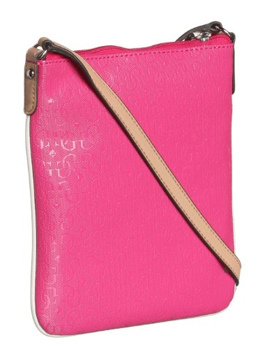 GUESS Airun Cross-Body Bag, Pink