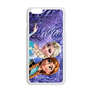 Frozen Princess Elsa and Anna Cell Phone Case for Iphone 6 Plus