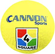 Cannon Sports 4-Square Utility Playground Ball