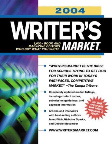 2004 Writer's Market (Writer's Market, 2004)