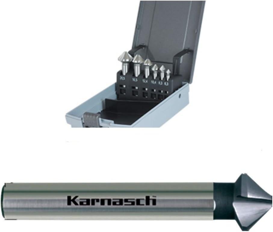 Din335 20.5mm Karnasch 12.4 Senker RAPID-CUT 10.4 8.3 16.5 Set Kegelsenker HSS-XE 90/° 6.3