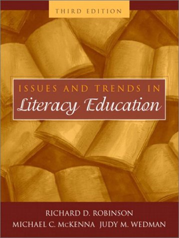 Issues and Trends in Literacy Education, Third Edition