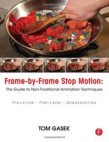 Frame-By-Frame Stop Motion: The Guide to Non-Traditional Animation - Frames Images Glasses