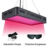 Led Grow Light 1500w, with Adjustable Hanger,Newly SMD Powerful Full Spectrum Plant Growing Light with UV/IR for Veg and Flower ...