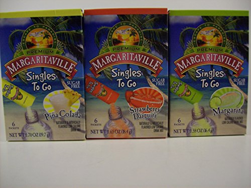 margaritaville sugar free - 6