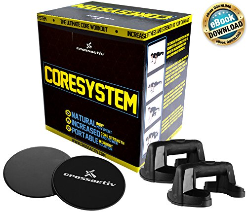 Crossactiv Coresystem Sliders Exercise ultimate product image