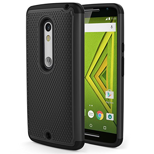 MoKo Absorption Protective Silicone Motorola