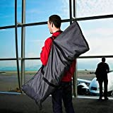 Baby Stroller Travel Bags for Airplane Gate Check in Travel Bag with Backpack Shoulder Straps for Strollers Car Seats Pushchairs Boosters Infant Carriers Wheelchairs Outdoor Camping Picni Beach Mat