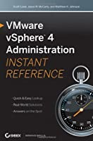 VMware vSphere 4 Administration Instant Reference Front Cover