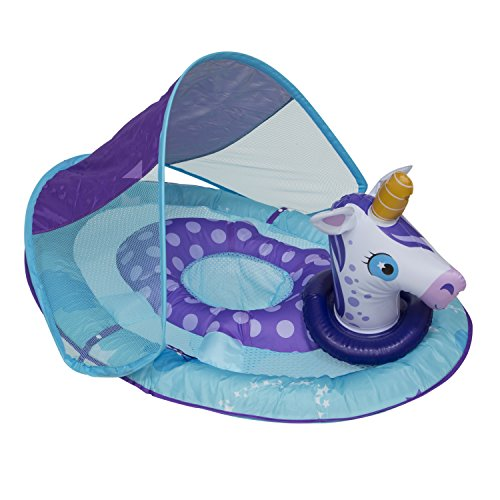 SwimWays Baby Spring Float Animal - Baby Spring Float