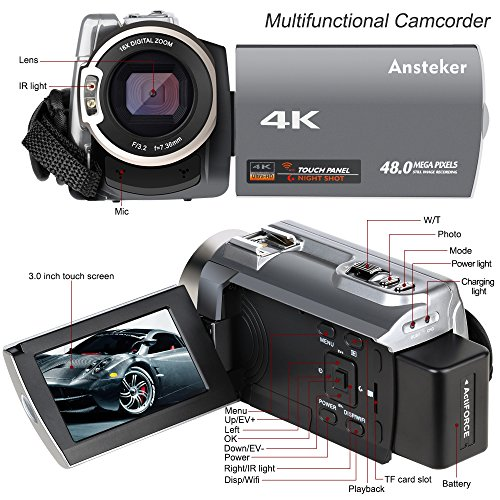 Buy camcorder settings for best quality