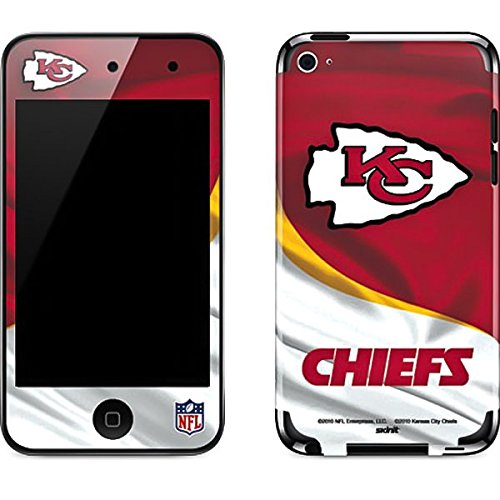 NFL Kansas City Chiefs iPod Touch  Skin - Kansas City Chiefs
