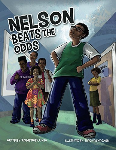 Nelson Beats The Odds by [Sidney II, Ronnie]