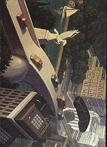 1994 Tim Hildebrandt's Flights of Fantasy #56 ATT Advertising Art - NM-MT Hildebrandt Fantasy Art
