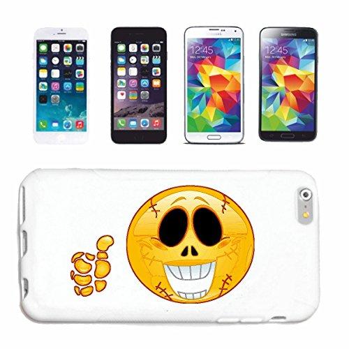 """cas de téléphone iPhone 7+ Plus """"SMILEY ANGRY avec de grands yeux """"SMILEYS SMILIES ANDROID IPHONE EMOTICONS IOS grin VISAGE EMOTICON APP"""" Hard Case Cover Téléphone Covers Smart Cover pour Apple iPhone"""