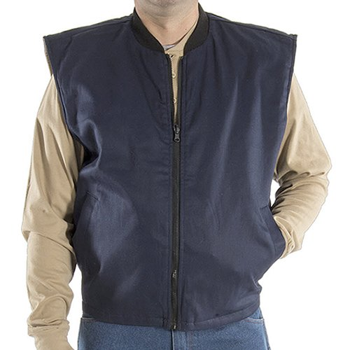 Majestic Glove 91270N/S Bomber Zip-in Vest, FR 3-in-1, NO...