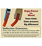 "14"" Ergo Force Aluminum Handle Screen Printing"