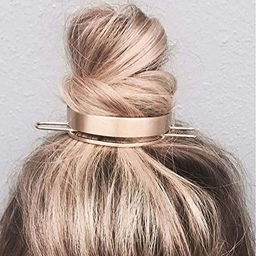 Rose Gold Bun Cuff by Save More Here! (Image #3)