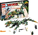 Ninjago Dragão Do Ninja Lego Verde
